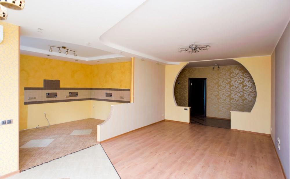 Ремонт квартир под ключ в Краснодаре, отделка квартир
