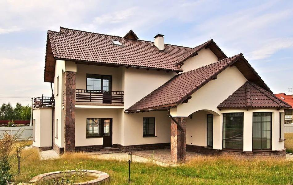 Проекты деревянных домов ТОП 40