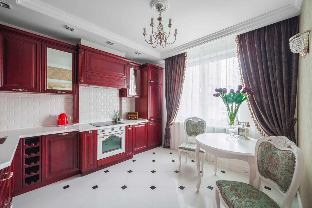 Оптимально это косметический ремонт квартир, просто и